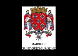 La commune de Saint-Ouen-Sur-Seine