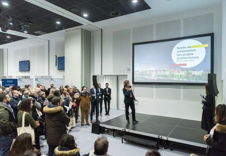 Inédit ! Les projets architecturaux soumis à l'avis citoyen : retour en images