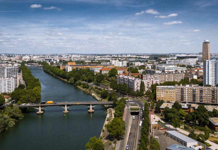 La Seine : un atout majeur pour les chantiers de la SOLIDEO