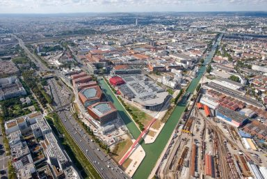Le canal Saint-Denis poursuit sa métamorphose