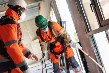 Des chantiers sous le signe de la sécurité