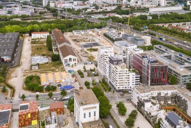 Universeine: road works in August and September 2020