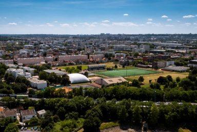 Parc sportif et scolaire du Bourget : réunion d'information le 17/03 !