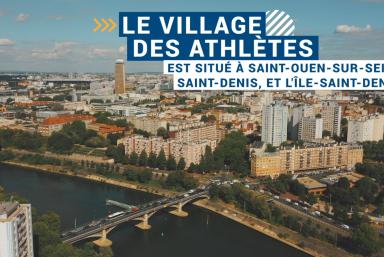 Découvrez en vidéo l'avancée du chantier du Village des athlètes en 2020 !