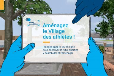 Aménagez le Village des athlètes avec notre jeu en ligne !