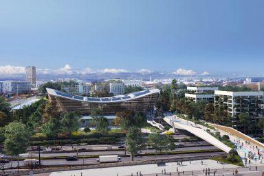 Visionnez le Facebook Live du Centre Aquatique Olympique !